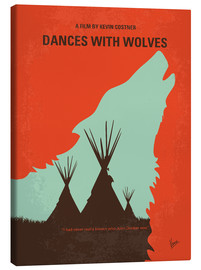 Leinwandbild  Dances With Wolves - chungkong