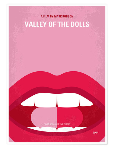 Premium-Poster Valley Of The Dolls