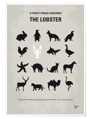 Premium-Poster The Lobster