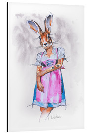 Alubild  SHE BUNNY - Peter Guest