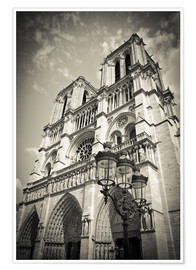 age fotostock - Notre Dame Cathedral, Paris, France.