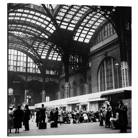Science Source - Penn Station, NYC, 1954