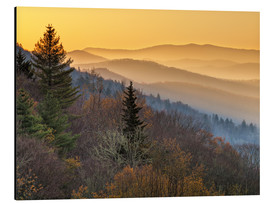 Alubild  Great Smoky Mountains Nationalpark - Ann Collins