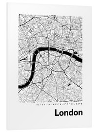 Forex  Stadtplan von London - 44spaces