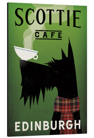 Alu-Dibond  Scottie Cafe - Ryan Fowler