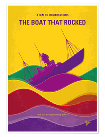 Premium-Poster The Boat That Rocked