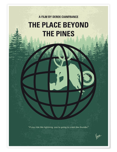Premium-Poster The Place Beyond The Pines