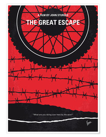 Premium-Poster The Great Escape