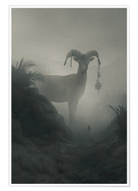 Premium-Poster  Right Road - Dawid Planeta