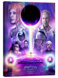 Leinwandbild  The Fifth Element - Barrett Biggers