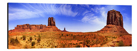 Alubild  Monument Valley - fotoping
