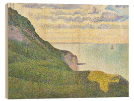 Georges Seurat - Seelandschaft in Port-en-Bessin