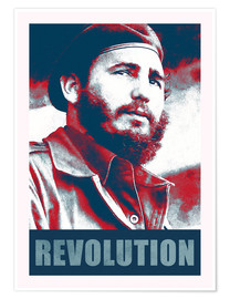Alex Saberi - Fidel Castro Revolution in Kuba