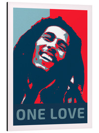 Alubild  Bob Marley, One Love - Alex Saberi
