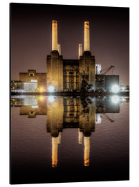 Alu-Dibond  Battersea Power Station - Simon West