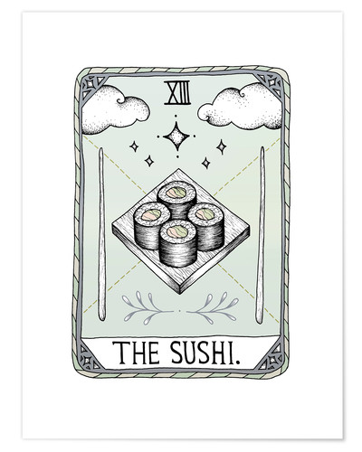 Poster The Sushi
