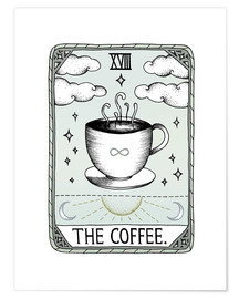 Premium-Poster The Coffee
