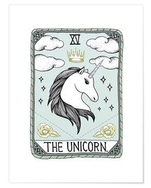 Premium-Poster The Unicorn