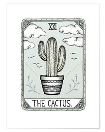 Premium-Poster The Cactus