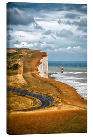 Leinwandbild  Beachy Head United Kingdom - Sören Bartosch