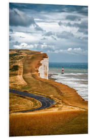 Hartschaumbild  Beachy Head United Kingdom - Sören Bartosch