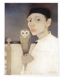 Premium-Poster Jan Mankes