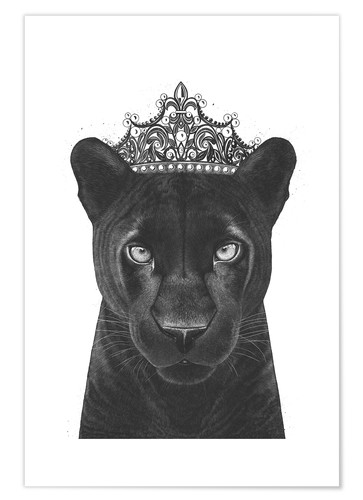 Poster The Queen panther