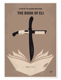 Premium-Poster The Book Of Eli