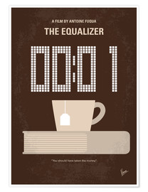 Premium-Poster The Equalizer