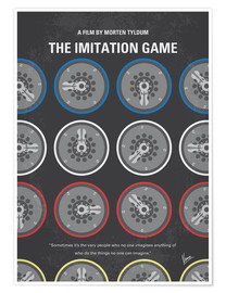 Premium-Poster The Imitation Game