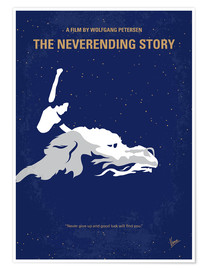 Premium-Poster  The Neverending Story - chungkong